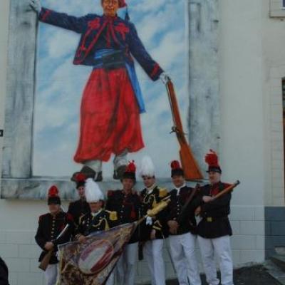 Délégation à Acoz - Samedi de Pentecôte 2009