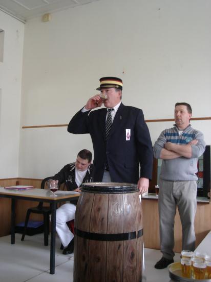 Le Sergent-Sapeur, Bernard Hotyat