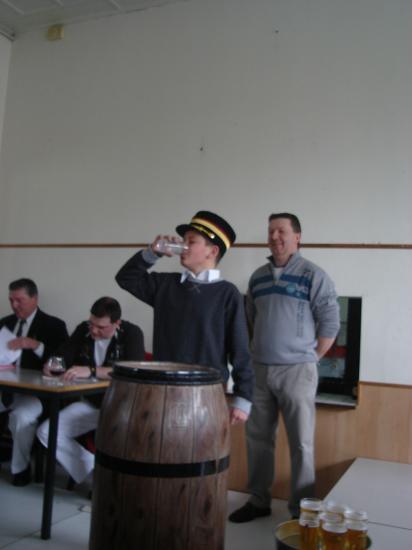Le petit Sergent-Sapeur, Tanguy Hotyat