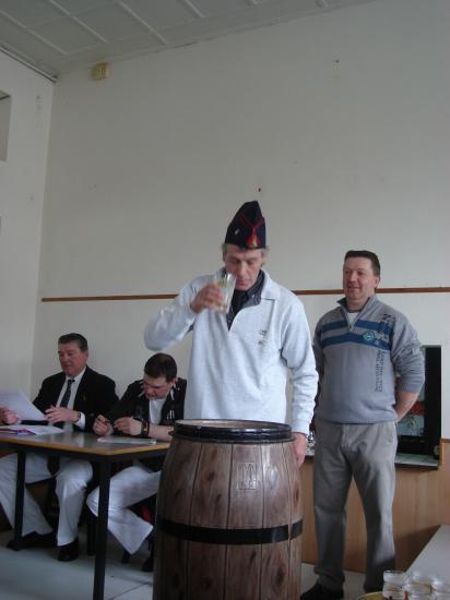 Le Caporal-Sapeur, Franco Ricci