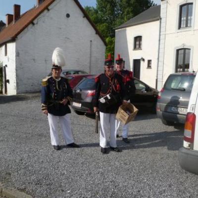 Délégation à Maison St Gérard - 22.05.2011 - 1