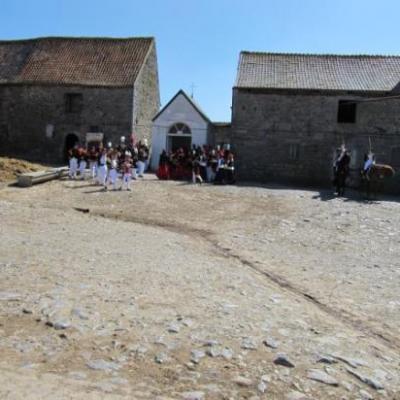 Pentecôte 2010 (1) - Photos fournies par Michel Stainier